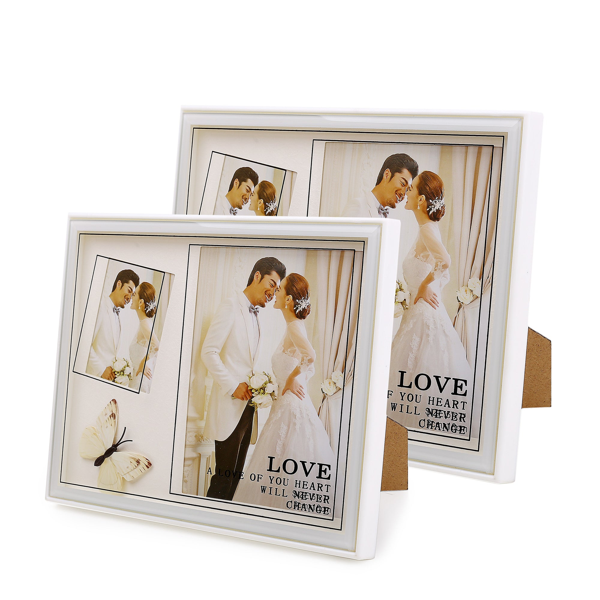 Wedding Formal Photo frame (Rectangular)