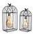 Sparrow Metal LED Hanging Bulb