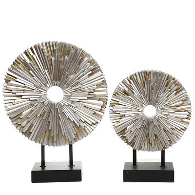 Abstract Shine Centerpiece (Set of 2)