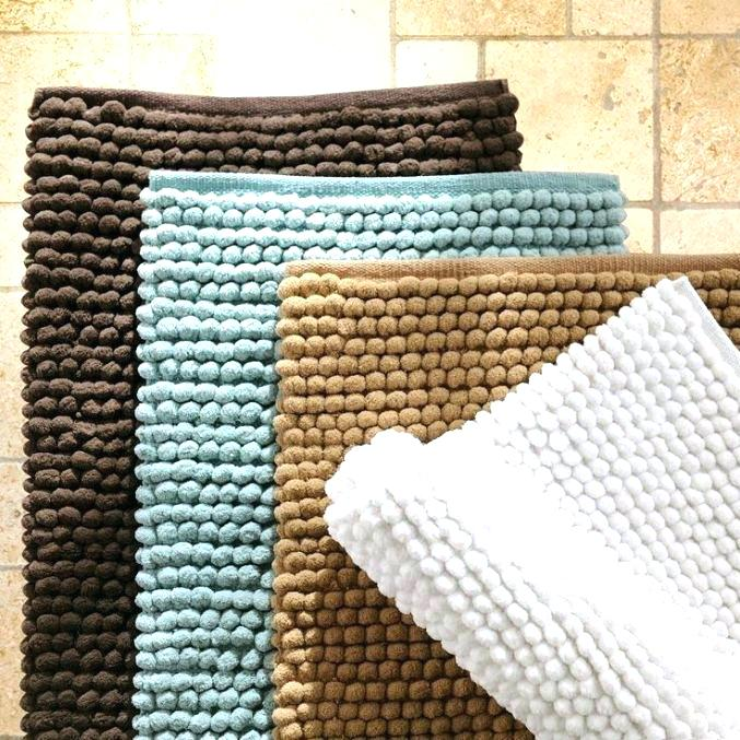 Soft Shag Bath Rug