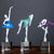 Ballet Dancing Figurine (Set of 3)