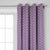 Abstract Design Dull Purple Curtain