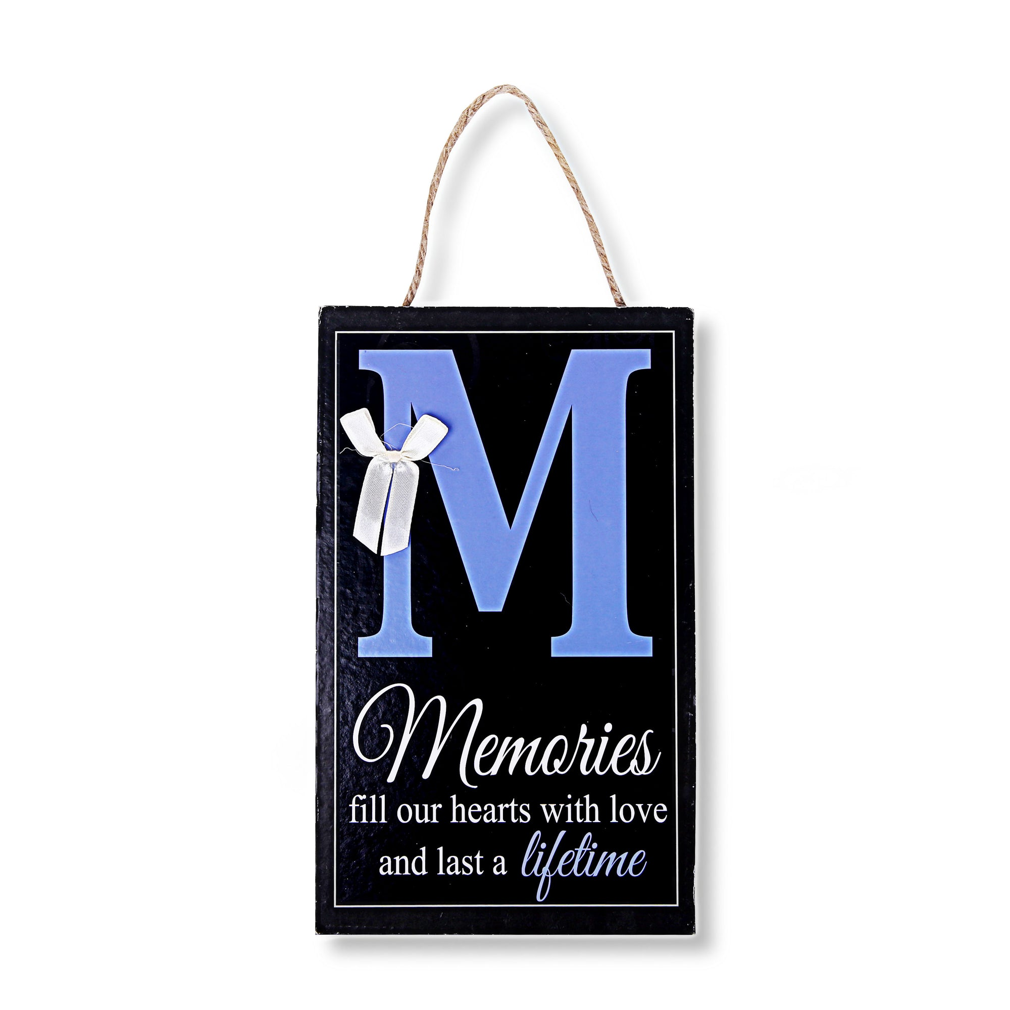 M for Memories Wall Quotations