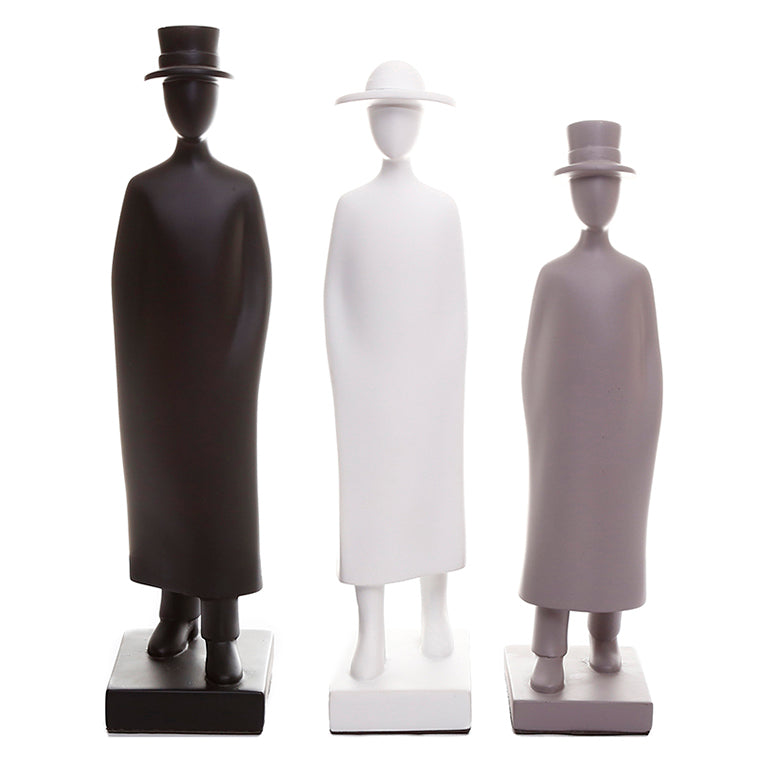 Gentleman's Family (Set of 3)