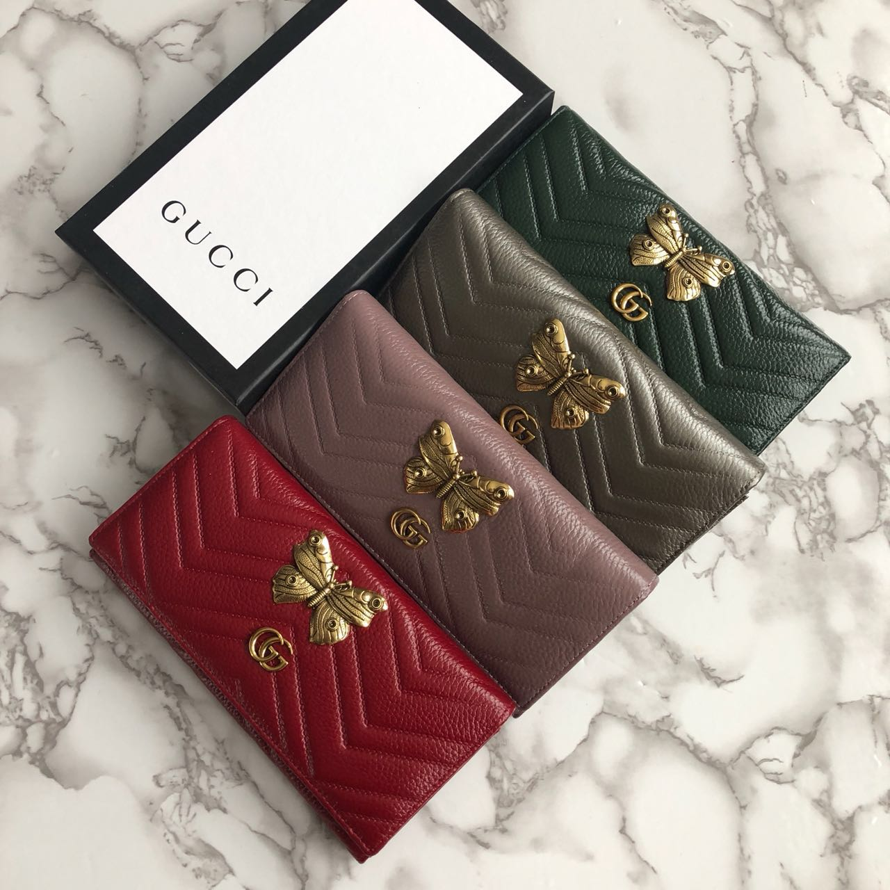 91f33df25dd Gucci Butterfly 17 cm – Look at my bags