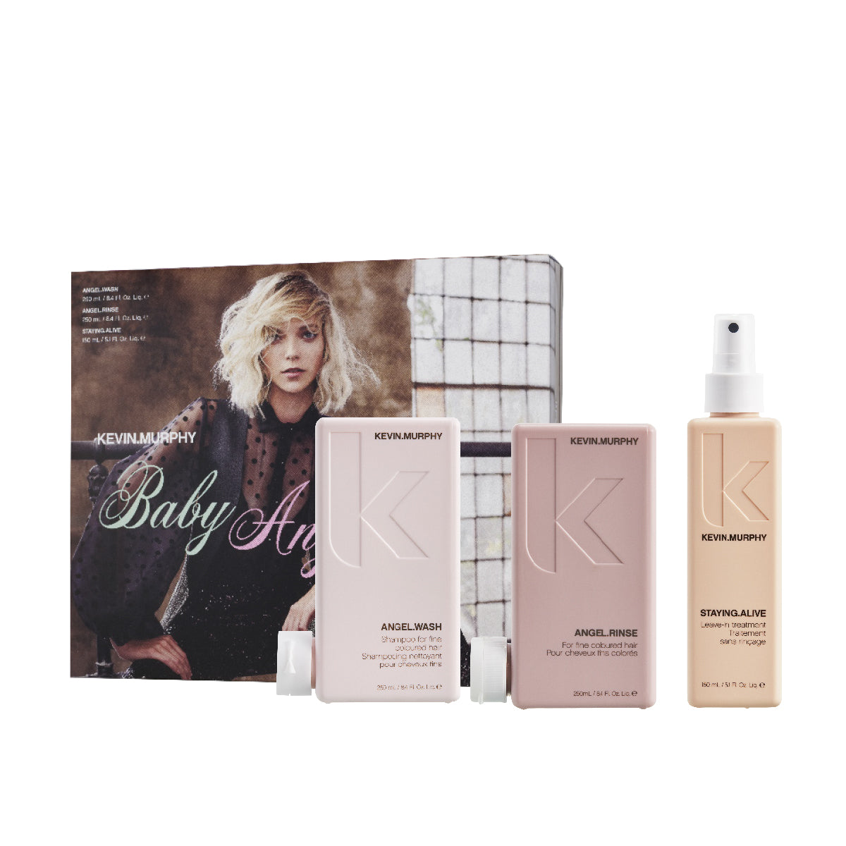 KEVIN.MURPHY Baby Angel – Volume HOLIDAY 2020
