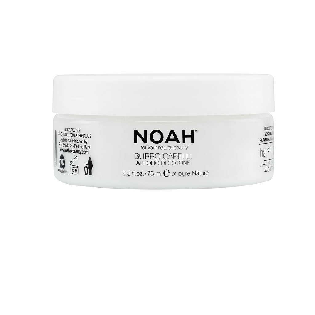 NOAH Hair butter for very dry, treated and damaged hair-RAVITSEVA VOIDE KUIVILLE HIUKSILLE