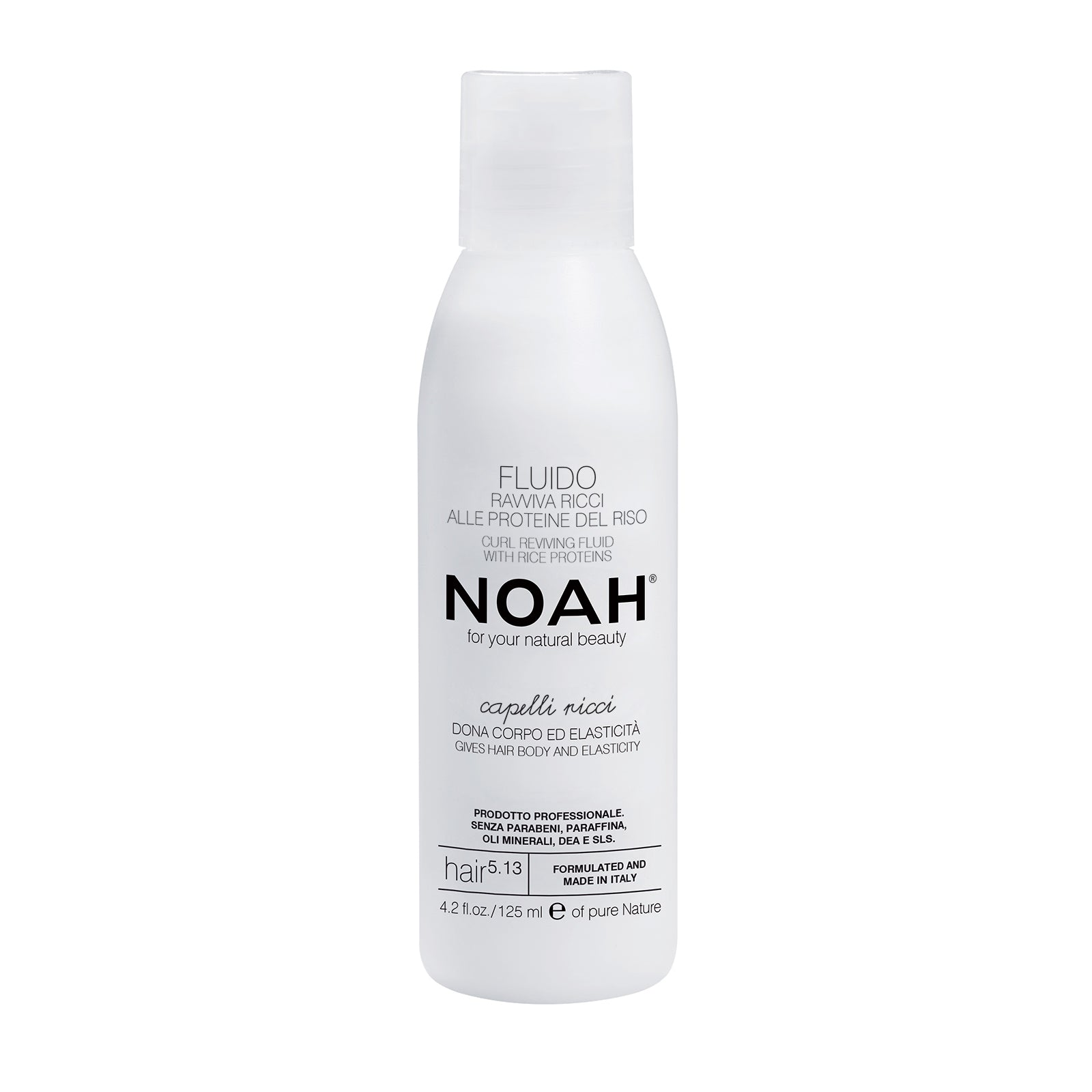 NOAH Curl reviving fluid gives hair body and elasticity- KIHARAA UUDISTAVA NESTE.