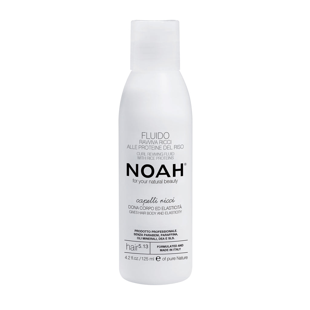 NOAH Curl reviving fluid gives hair body and elasticity- KIHARAA UUDISTAVA NESTE