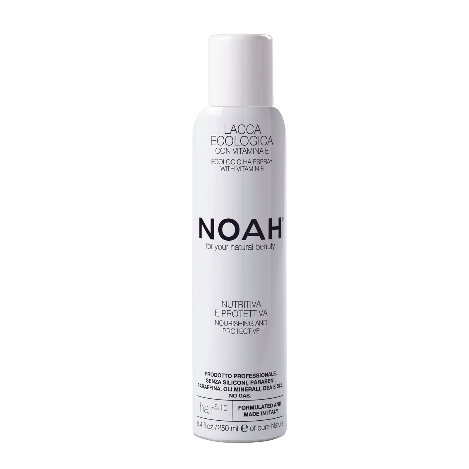 NOAH Ecological hairspray nourishing and protective-RAVITSEVA HIUSLAKKA