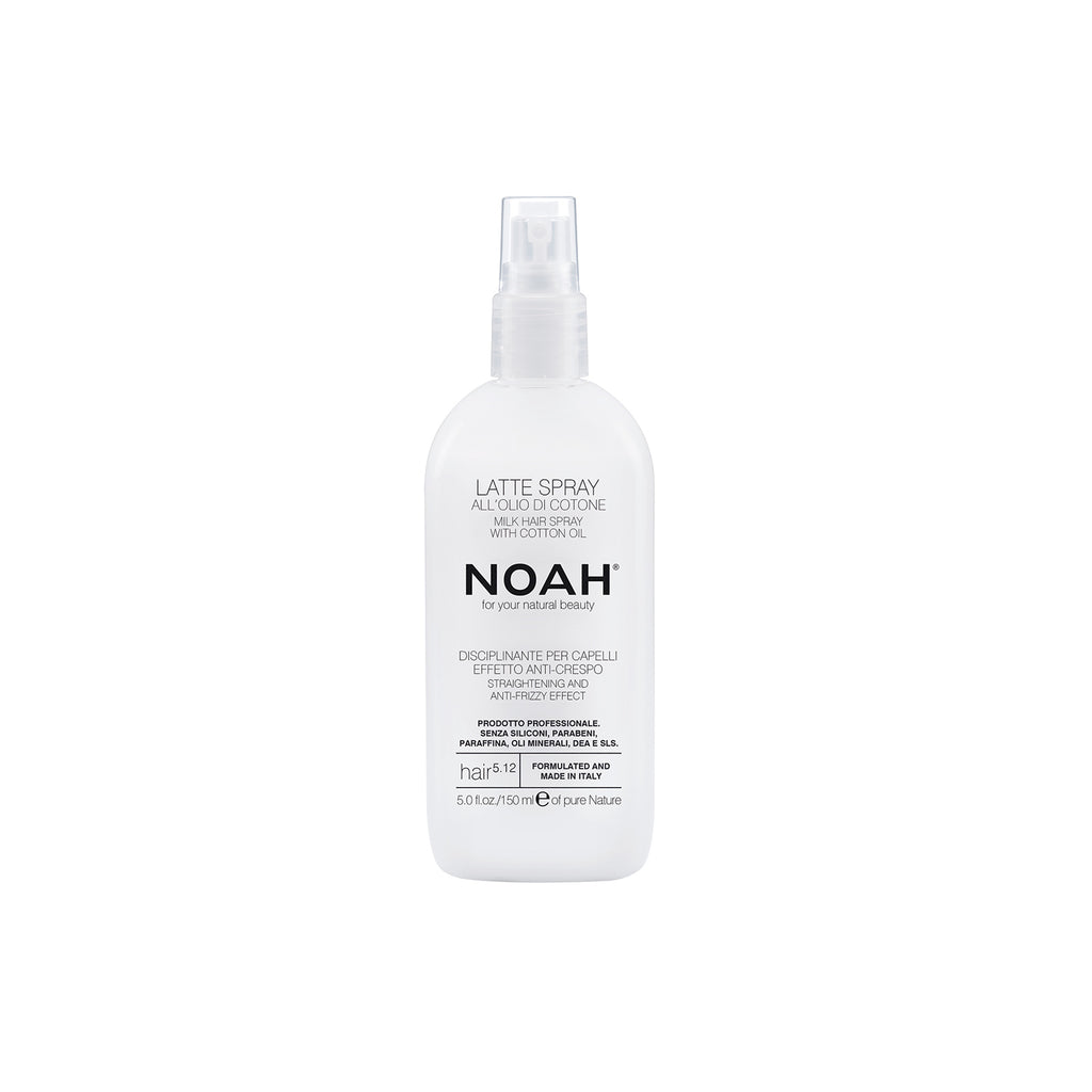 NOAH Latte hair spray straightening and anti-frizzy effect-SUORISTAVA MAITOMAINEN SUIHKE