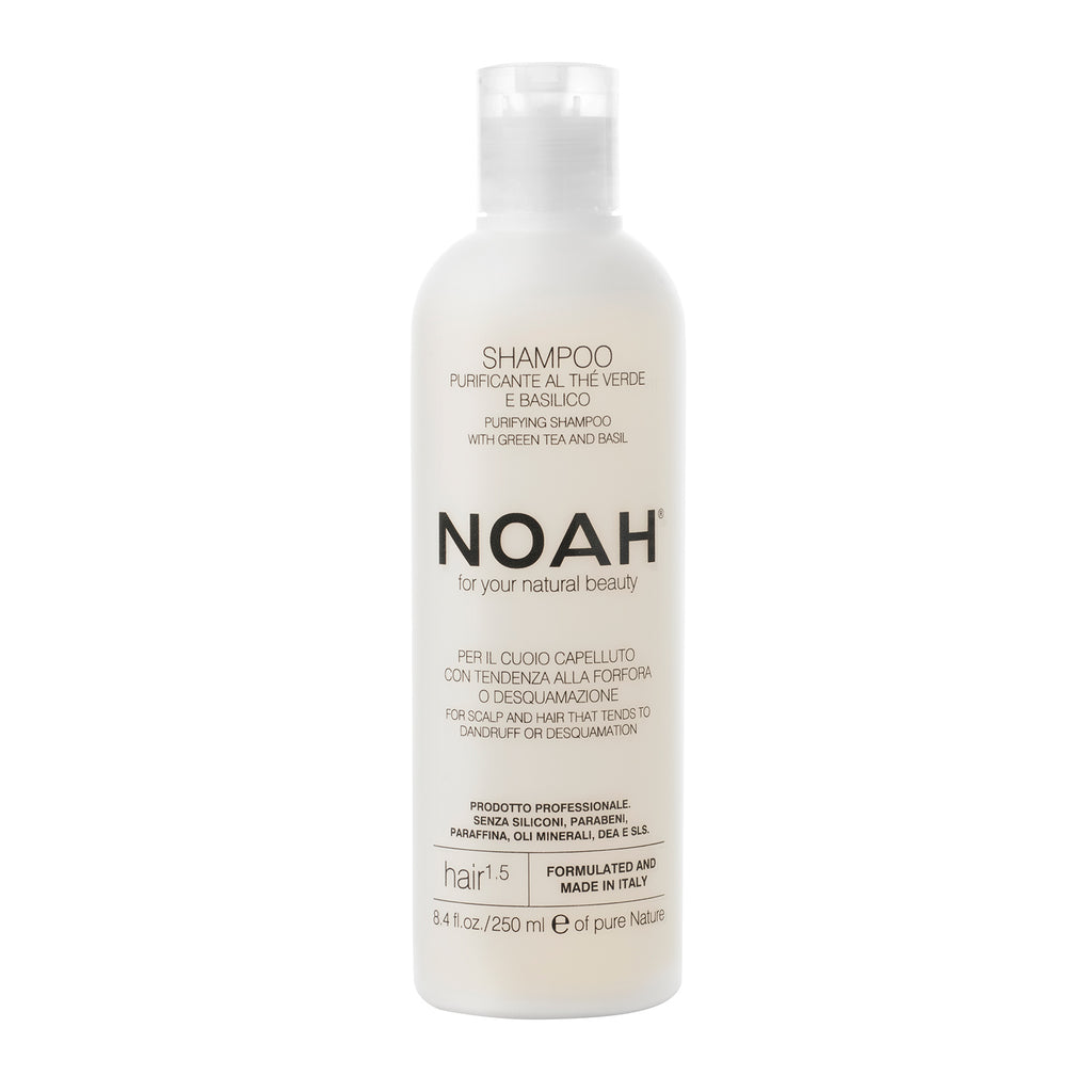 NOAH Purifiyng Shampoo for hair that tends to dandruff- SYVÄPUHDISTAVA SHAMPOO