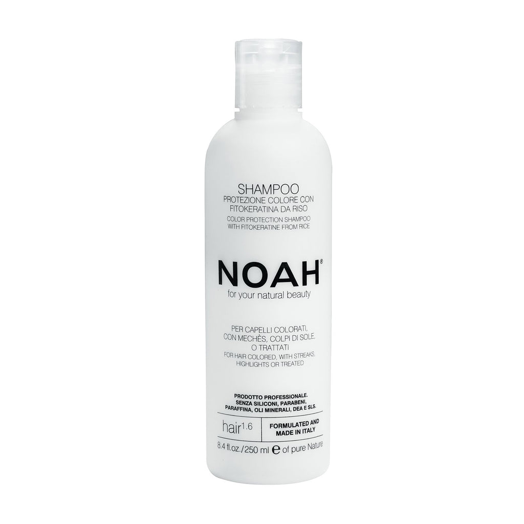 NOAH Natural Shampoo for coloured hair with streaks, highlights or treated-VÄRJÄTYILLE HIUKSILLE
