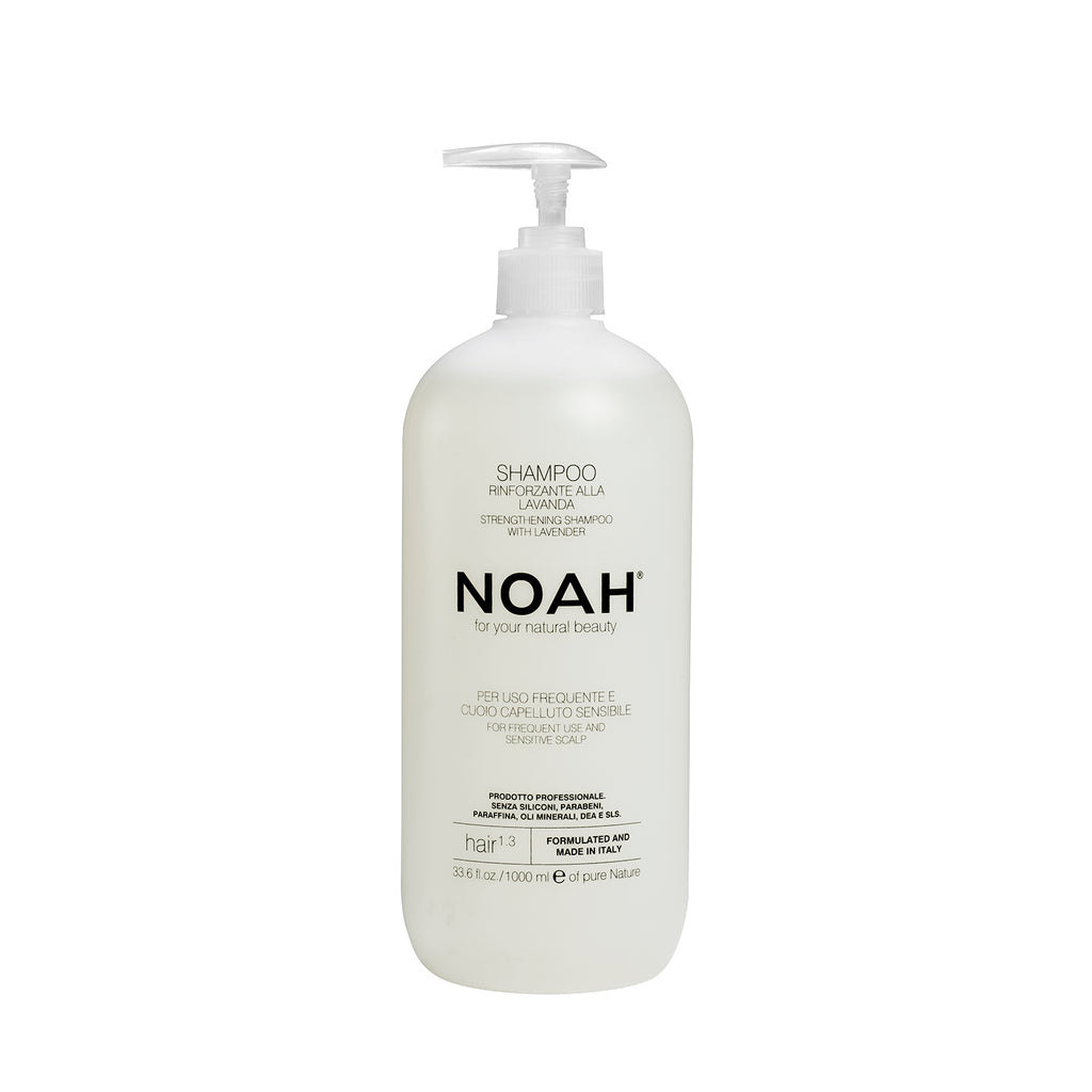 NOAH STRENGHTENING SHAMPOO WITH LAVENDER- LAVENTELI SHAMPOO