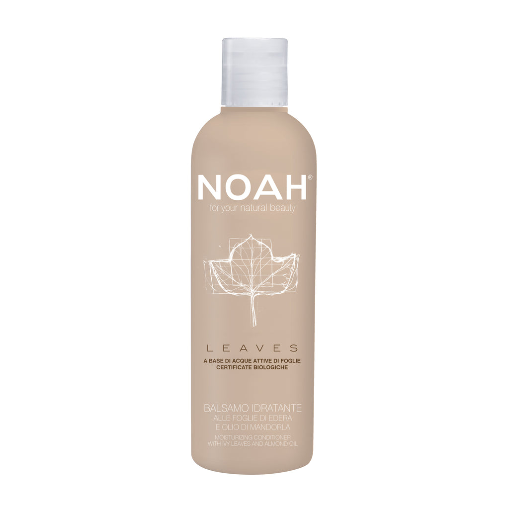 NOAH LEAVES Conditioner moisturising with ivy leaves and almond oil -KOSTEUTTAVA HOITOAINE
