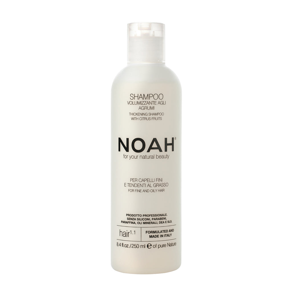 NOAH Volumizing Shampoo for fine and oily hair- TUUHEUTTAVA SHAMPOO