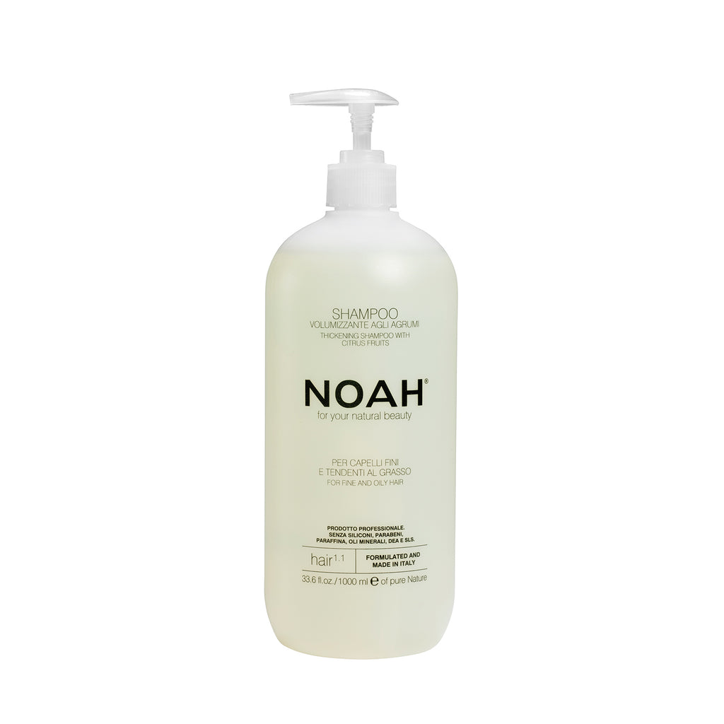NOAH Volumizing Shampoo for fine and oily hair - TUUHEUTTAVA SHAMPOO