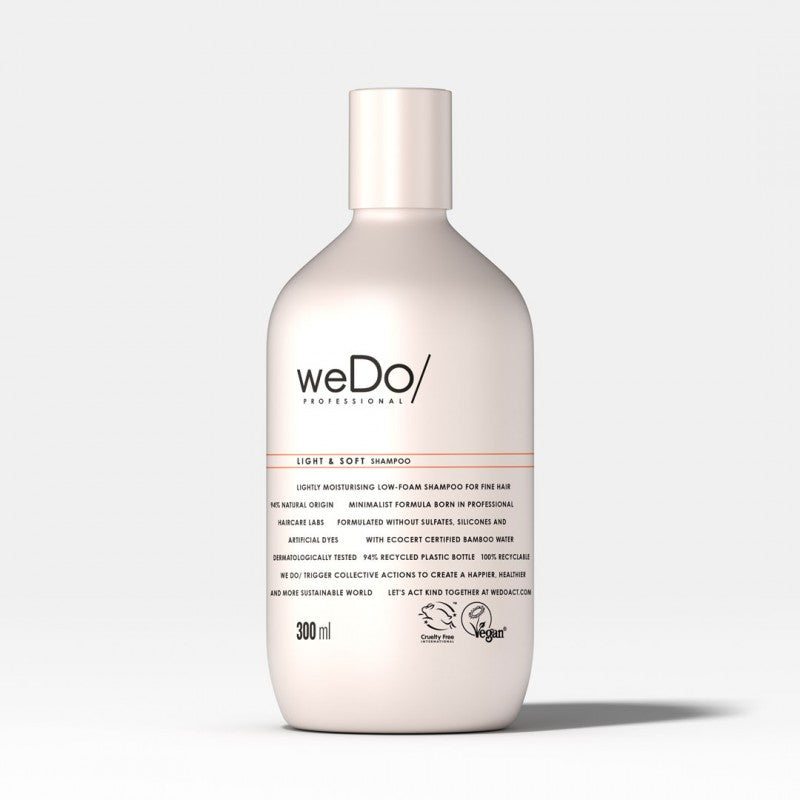 weDo Light & Soft Shampoo