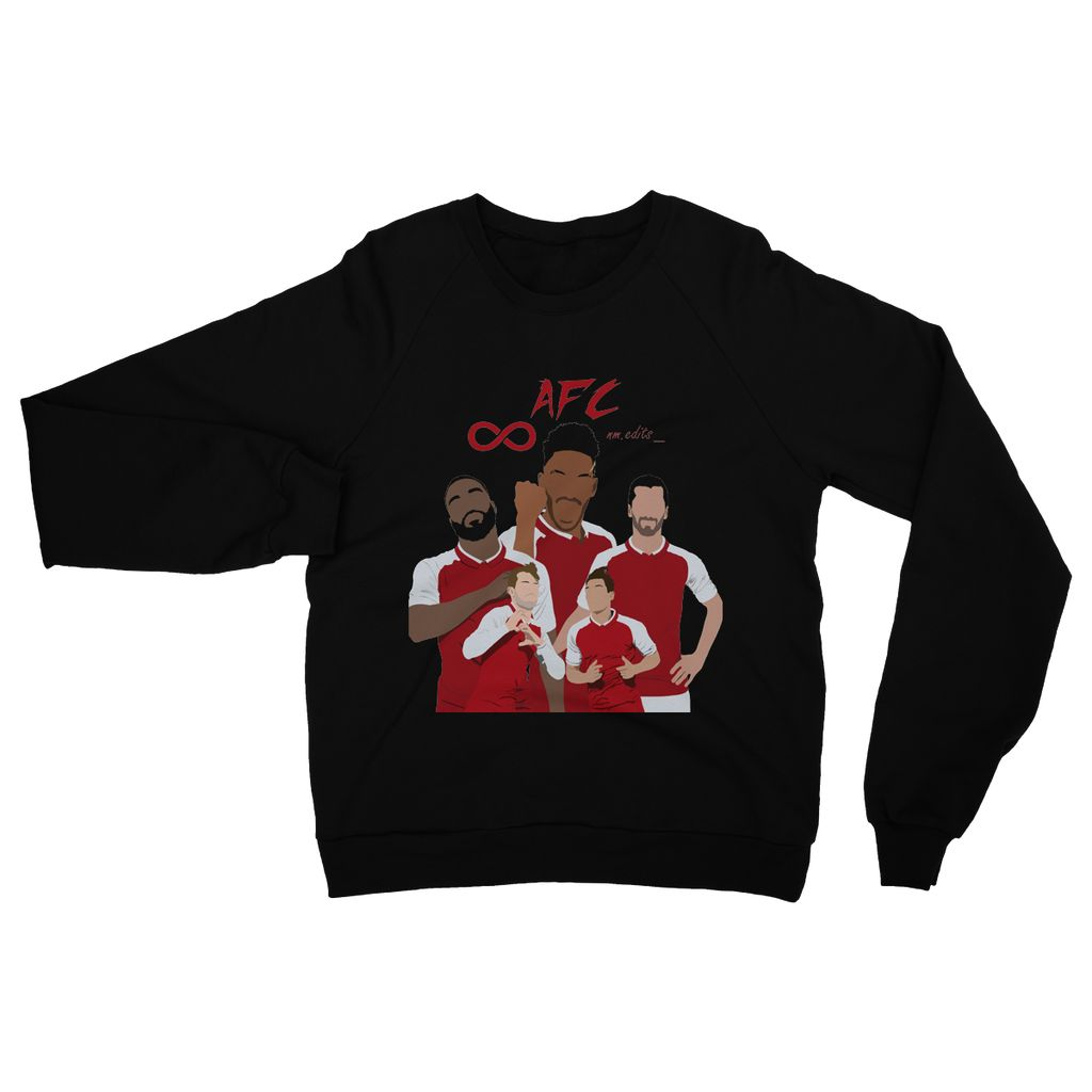 Arsenal Heavy Blend Crew Neck Sweatshirt