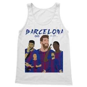 Barcelona Softstyle Tank Top