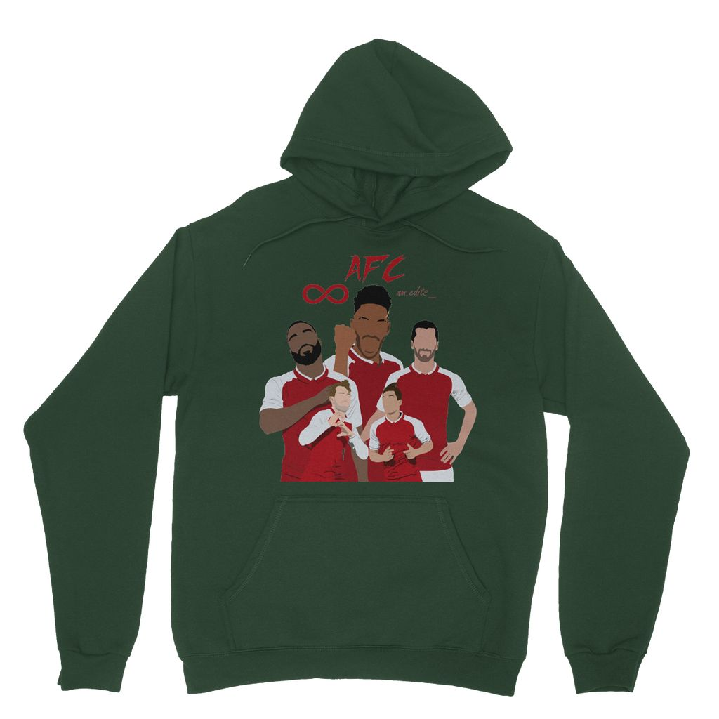 Arsenal Heavy Blend Hooded Sweatshirt