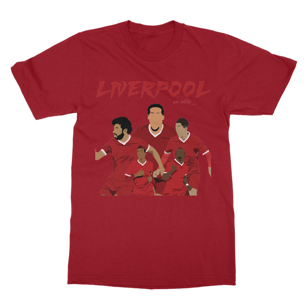 Liverpool Softstyle Ringspun T-Shirt