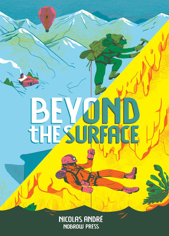 BEYOND THE SURFACE - No Ordinary Heroes
