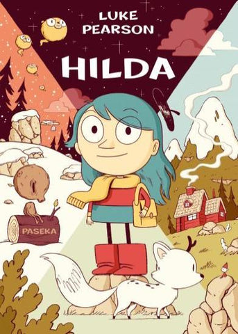 HILDA - No Ordinary Heroes