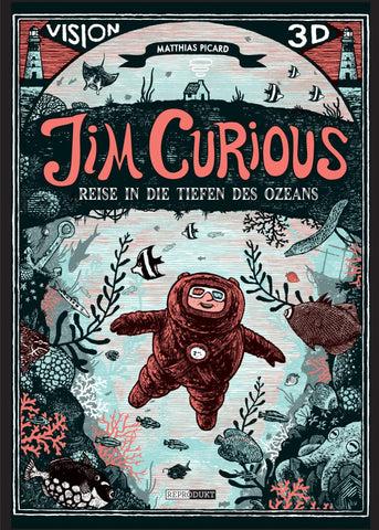 JIM CURIOUS - No Ordinary Heroes