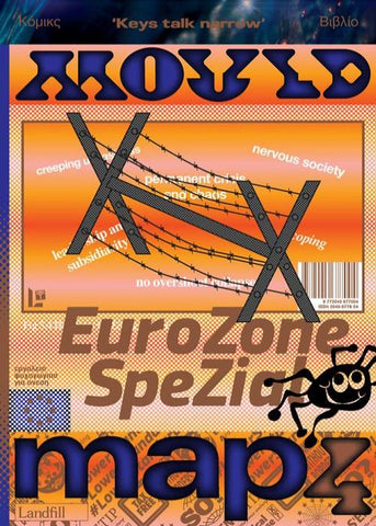 MOULD MAP 4 EUROZONE SPECIAL - No Ordinary Heroes