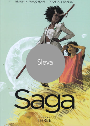 SAGA #3 - No Ordinary Heroes