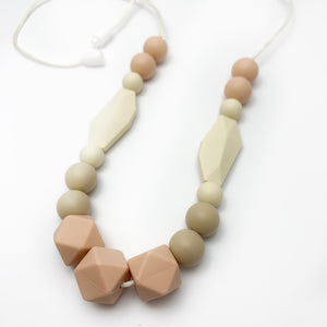 The Serenity - Silicone Nursing Necklace for Mom