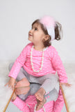 Silicone Baby Pearl Necklace