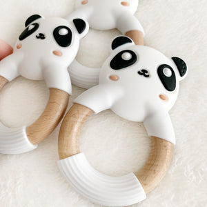 Panda Ring Teether