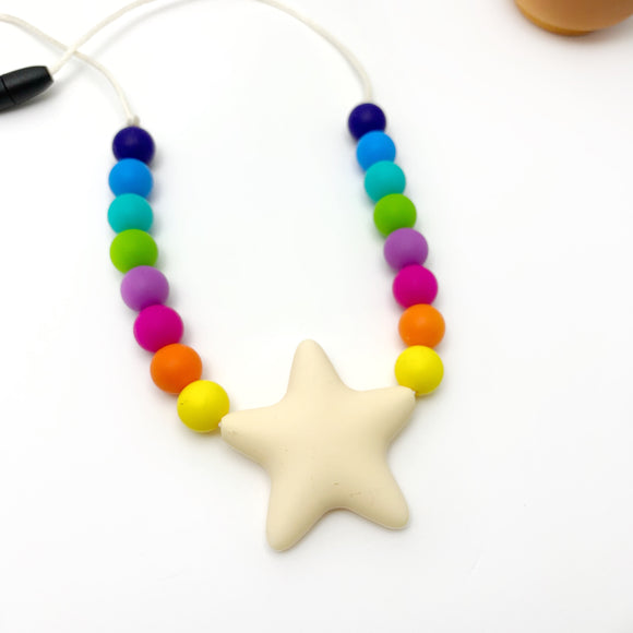 Right Rainbow Necklace