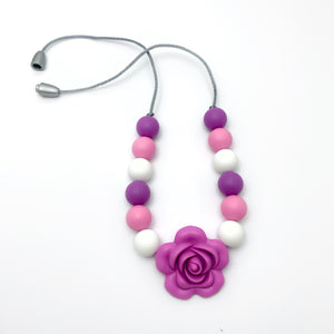 Spring Flower Necklace