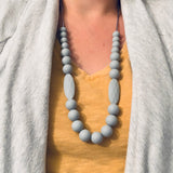 The Jade- Silicone Teething Necklace for Mom