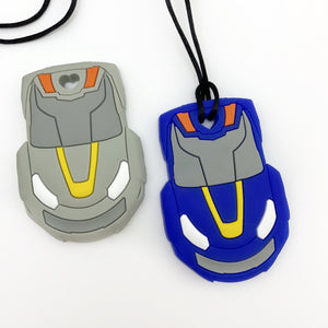 Race Car Sensory Pendant