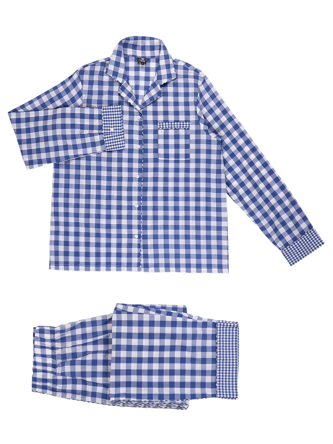 Gingham PJ set