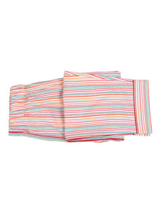 Multi stripe  PJ set
