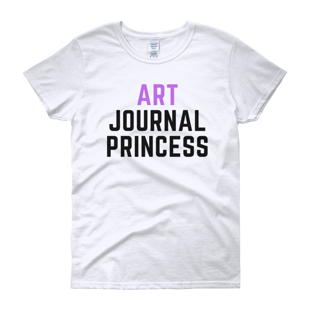Art Journal Princess T-Shirt
