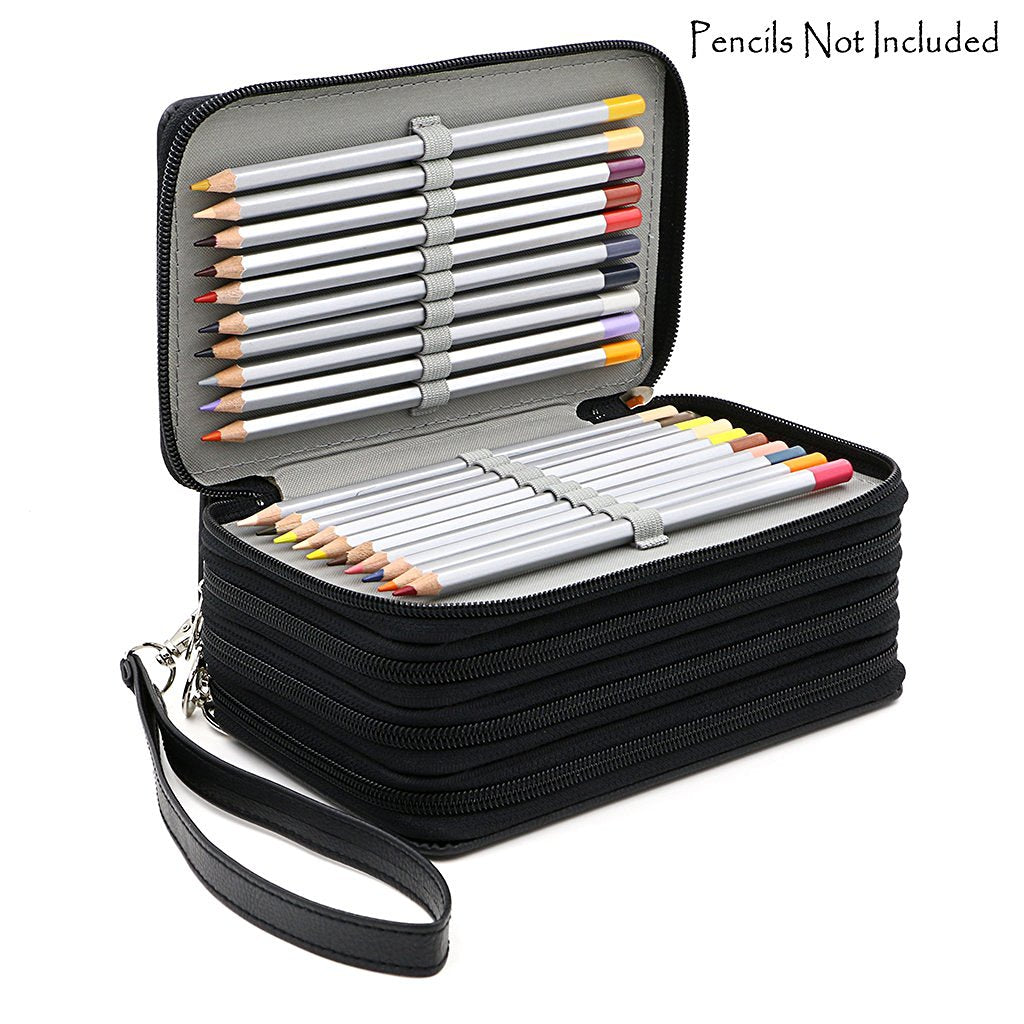 4 Layer Pencil Case