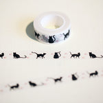 Cat Shadow Washi Tape