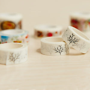 Wishing Gold Tree Washi Tape