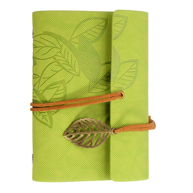 Travel Leaf Journal