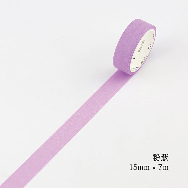 Pastel Lover Washi Tape