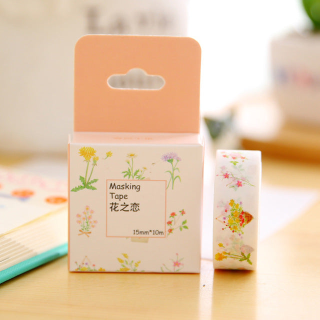 The Japanese Life Premium Washi Tape