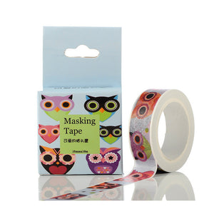 Mysteries Of The World Washi Tape