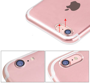 Soft Silicone iPhone Clear Case