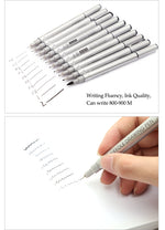 10 Pcs Micron Needle For Sketching